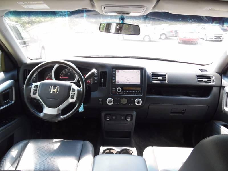 2007 Honda Ridgeline AWD RTL 4dr Crew Cab w/Navi - Hopedale MA