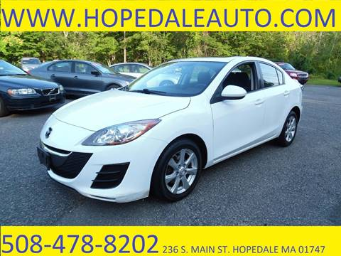 2010 Mazda MAZDA3 for sale in Hopedale, MA
