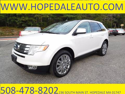 2010 Ford Edge for sale in Hopedale, MA