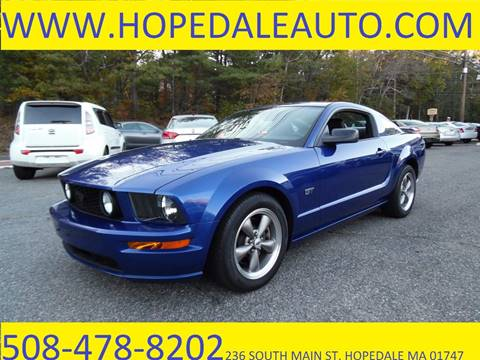 2005 Ford Mustang for sale in Hopedale, MA