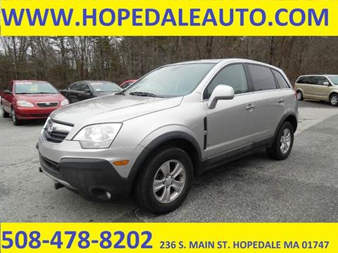 2008 Saturn Vue for sale in Hopedale, MA