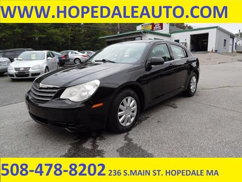 2007 Chrysler Sebring for sale in Hopedale, MA