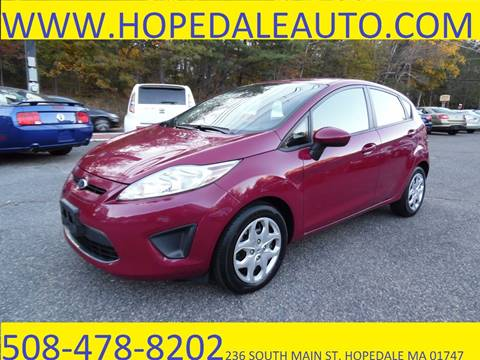 2011 Ford Fiesta for sale in Hopedale, MA