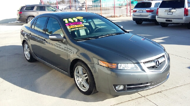 2008 Acura Tl Detroit Used Car for Sale
