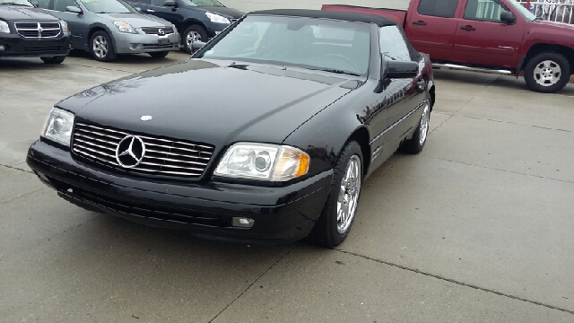 1998 Mercedes-Benz Sl-class car for sale in Detroit