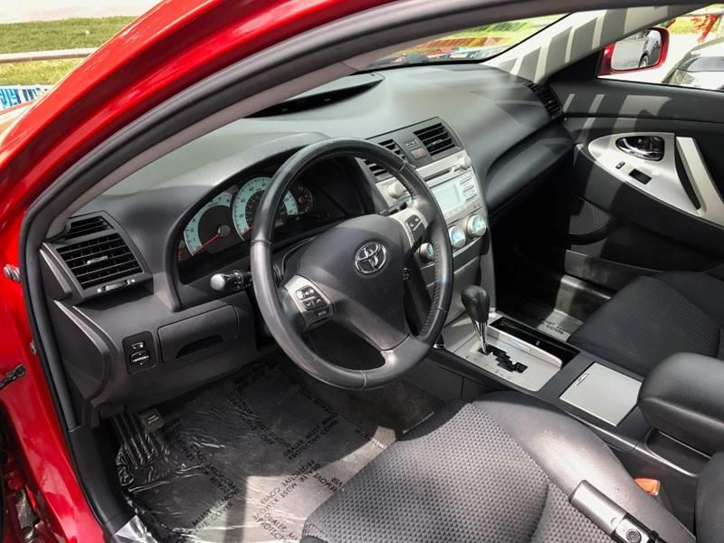 2007 Toyota Camry Detroit Used Car for Sale
