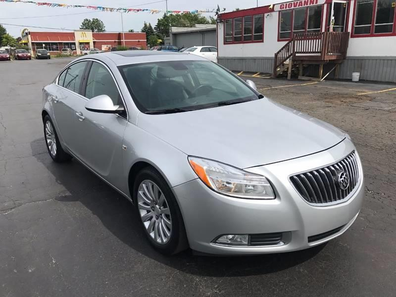 2011 Buick Regal Detroit Used Car for Sale