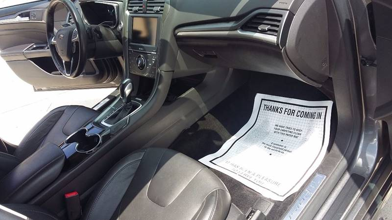 2014 Ford Fusion Detroit Used Car for Sale