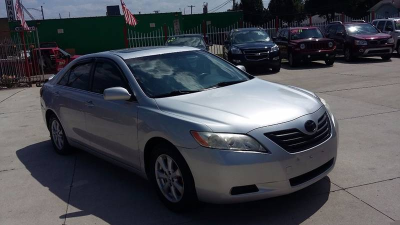 2008 Toyota Camry Detroit Used Car for Sale
