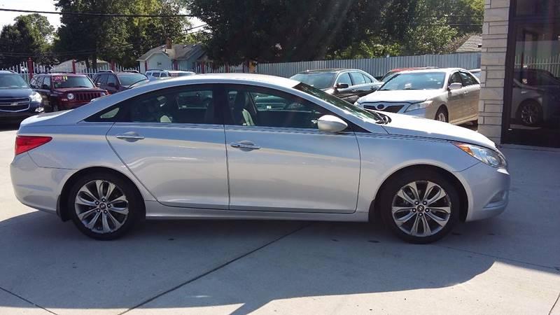 2011 Hyundai Sonata Detroit Used Car for Sale