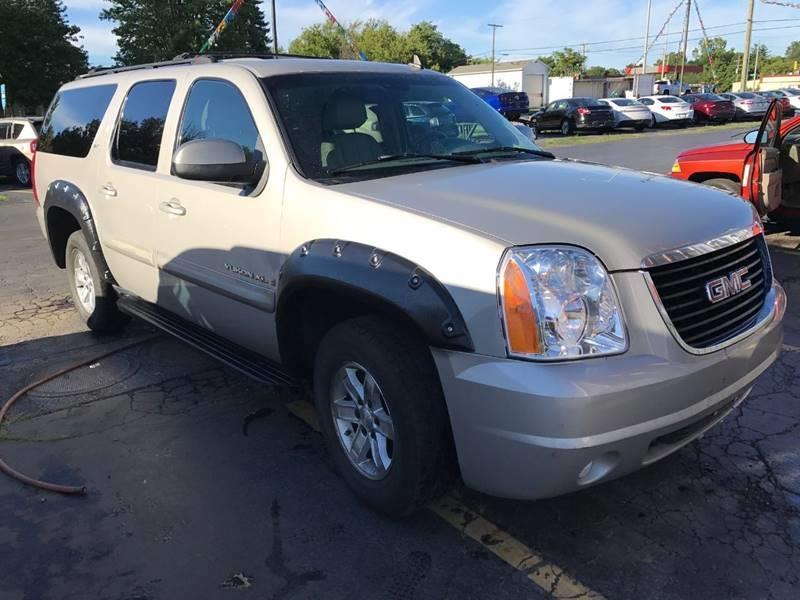 2007 Gmc Yukon Xl Detroit Used Car for Sale