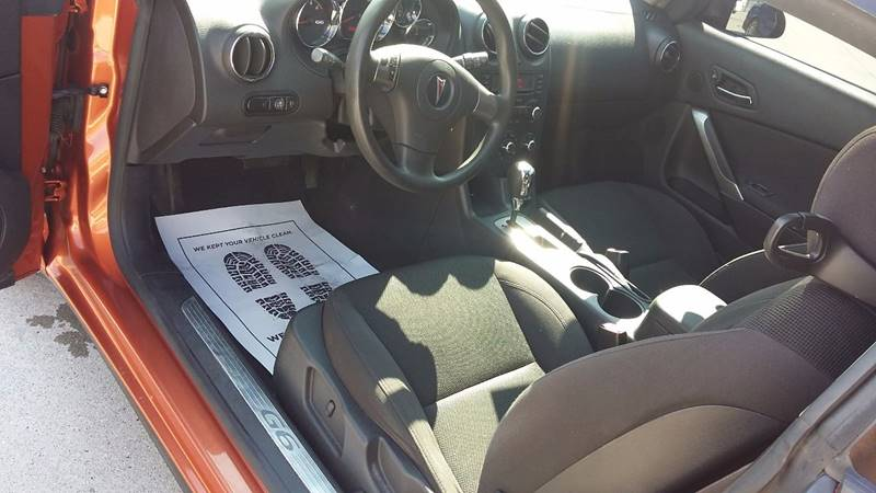2006 Pontiac G6 Detroit Used Car for Sale