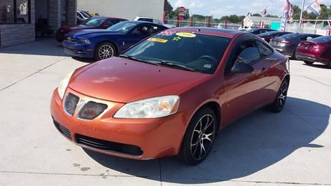 2006 Pontiac G6 for sale in Pontiac, MI