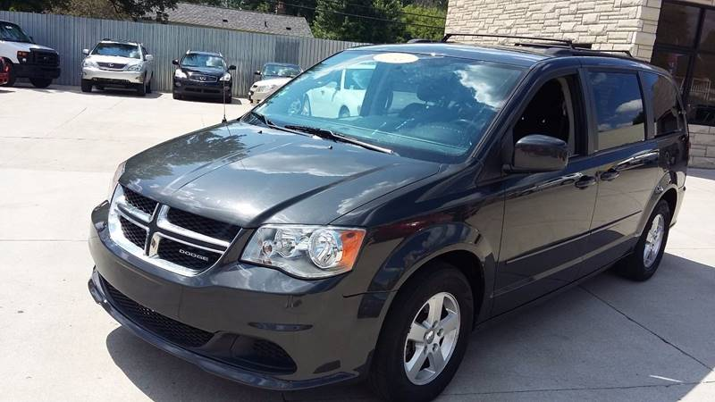 2012 Dodge Grand Caravan car for sale in Detroit
