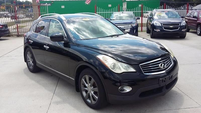 2008 Infiniti Ex35 car for sale in Detroit