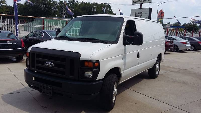 2008 Ford E-series Cargo car for sale in Detroit