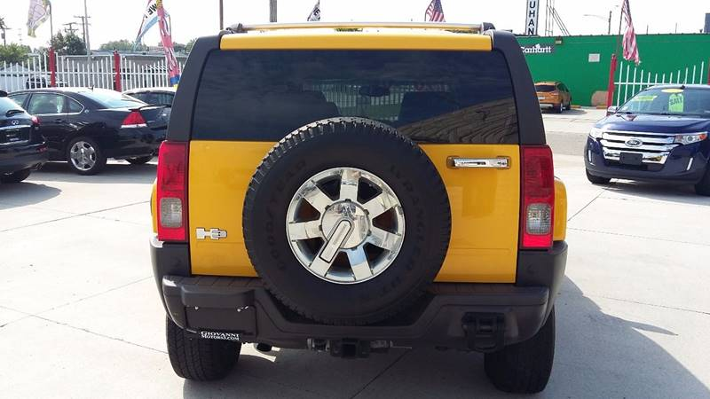 2006 Hummer H3 Detroit Used Car for Sale