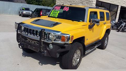 2006 HUMMER H3 for sale in Pontiac, MI