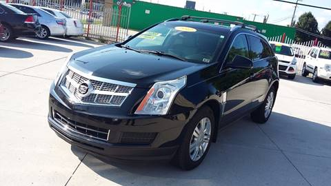 2012 Cadillac SRX for sale in Pontiac, MI