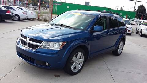 2010 Dodge Journey for sale in Pontiac, MI