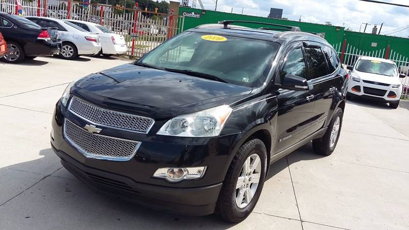 2009 Chevrolet Traverse car for sale in Detroit