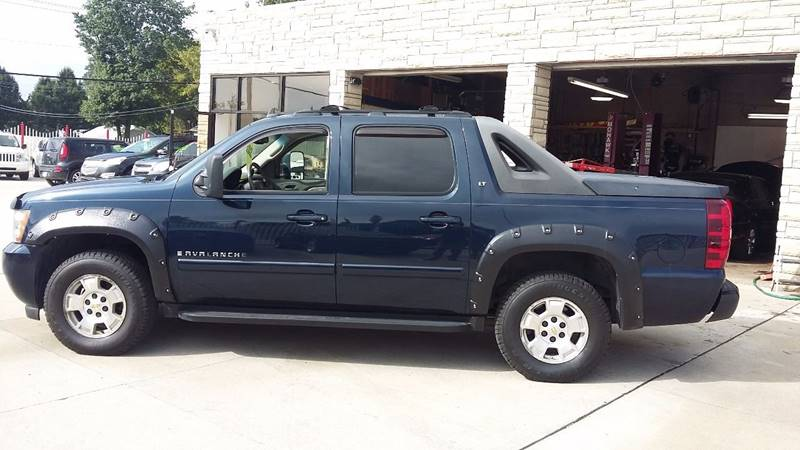 2007 Chevrolet Avalanche Detroit Used Car for Sale