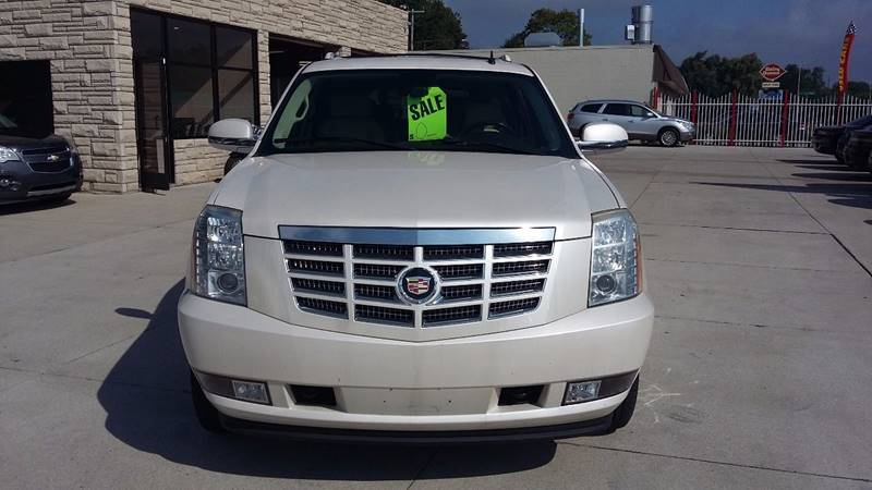 2007 Cadillac Escalade Esv Detroit Used Car for Sale