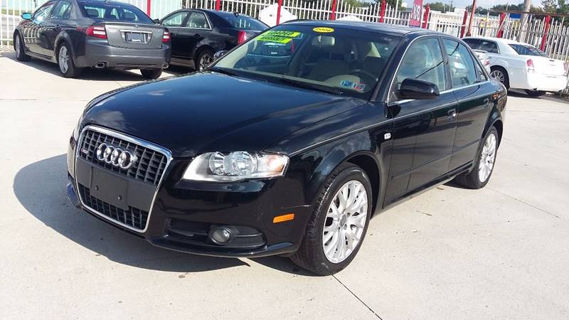 2008 Audi A4 car for sale in Detroit