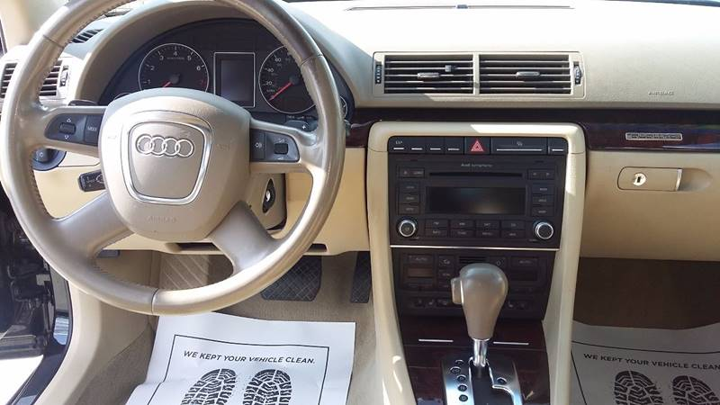 2008 Audi A4 Detroit Used Car for Sale