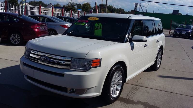 2009 Ford Flex car for sale in Detroit