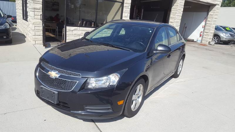 2013 Chevrolet Cruze car for sale in Detroit