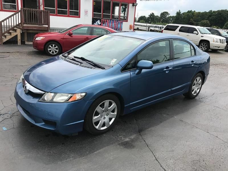 2010 Honda Civic car for sale in Detroit