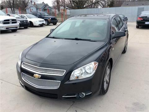 2008 Chevrolet Malibu car for sale in Detroit