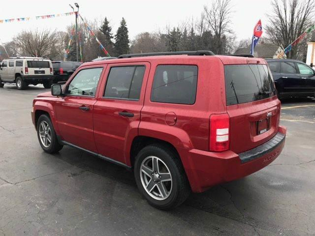 2008 Jeep Patriot Detroit Used Car for Sale