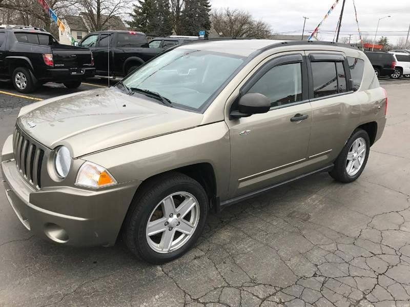 2008 Jeep Compass Detroit Used Car for Sale