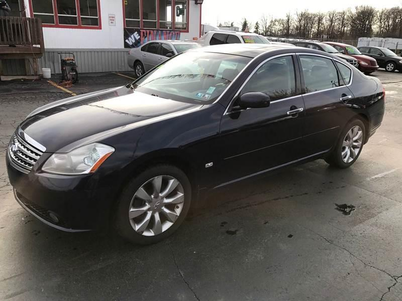 2006 Infiniti M35 car for sale in Detroit