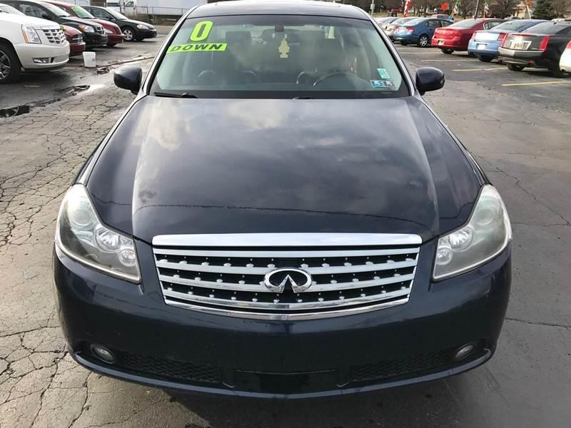 2006 Infiniti M35 Detroit Used Car for Sale