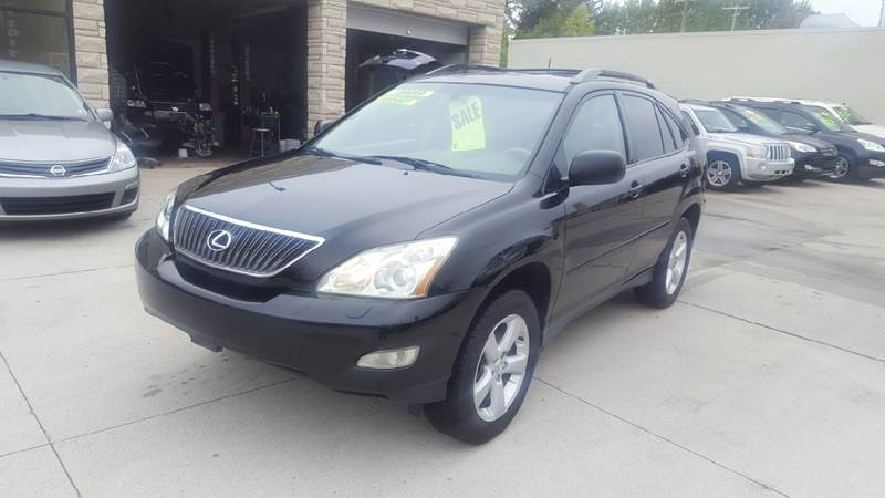 2005 Lexus Rx 330 car for sale in Detroit