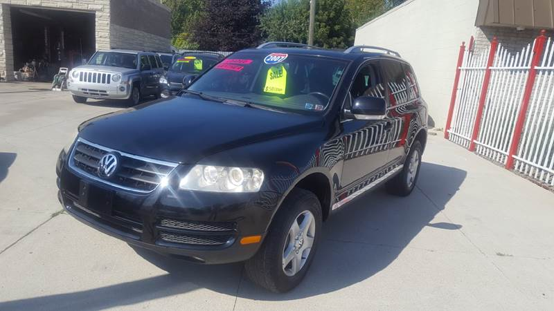 2007 Volkswagen Touareg car for sale in Detroit