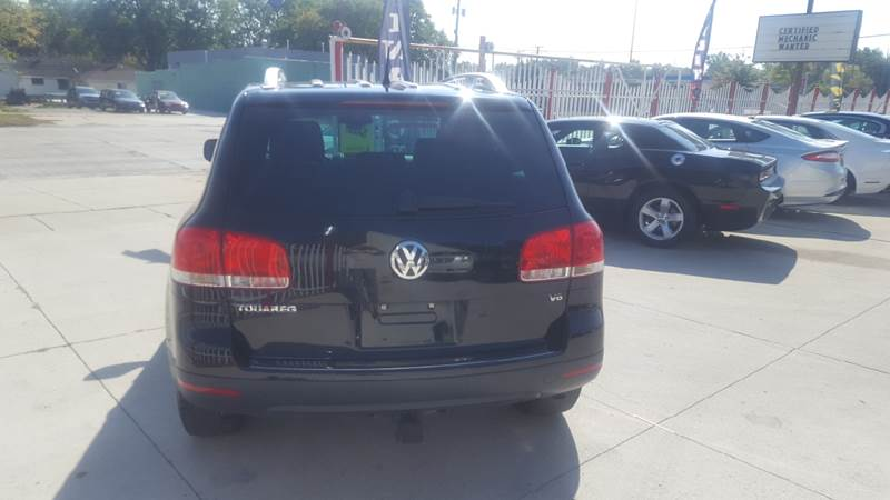 2007 Volkswagen Touareg Detroit Used Car for Sale