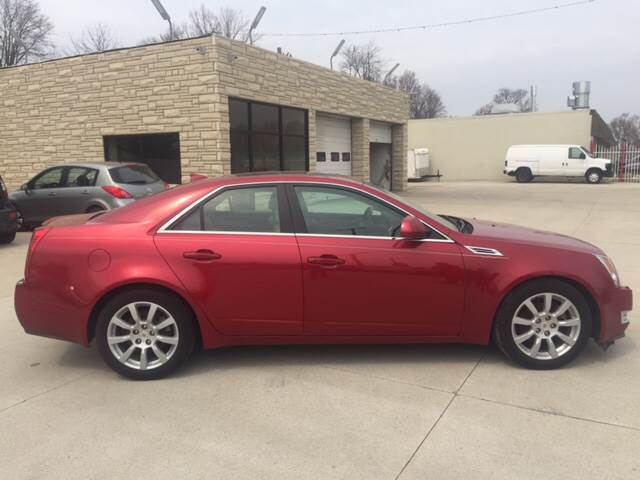 2009 Cadillac Cts Detroit Used Car for Sale