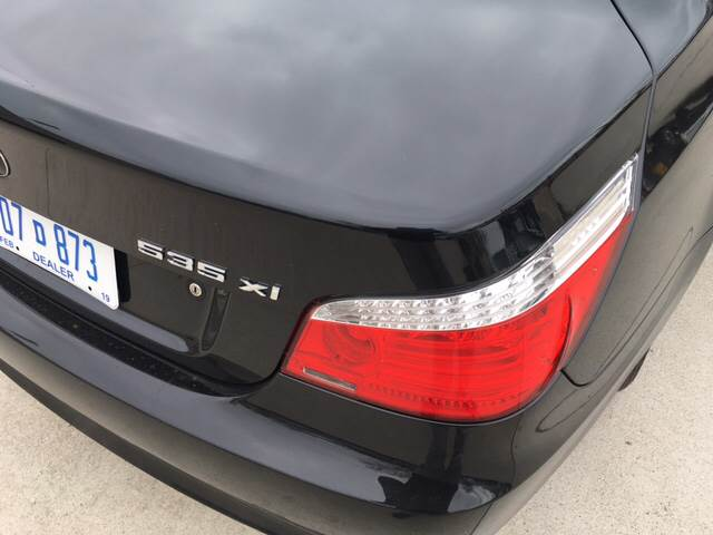 2008 Bmw 5 Series Detroit Used Car for Sale