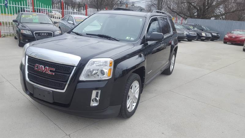 2011 Gmc Terrain car for sale in Detroit
