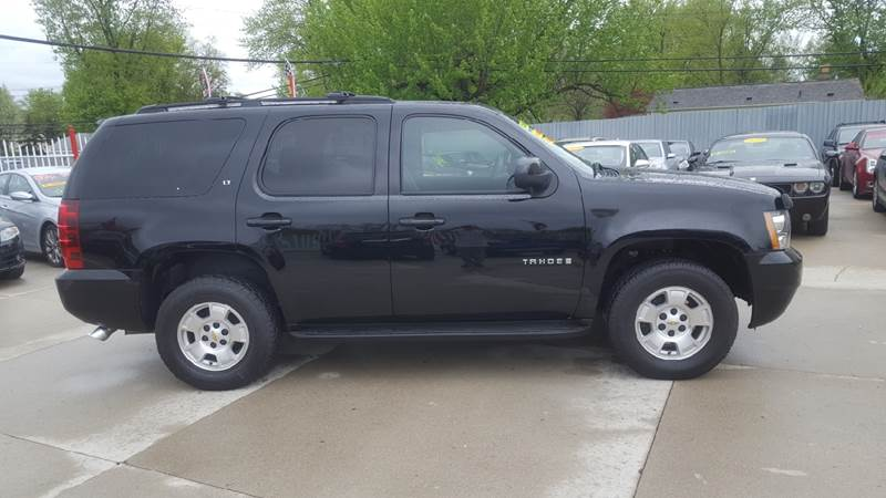 2009 Chevrolet Tahoe Detroit Used Car for Sale
