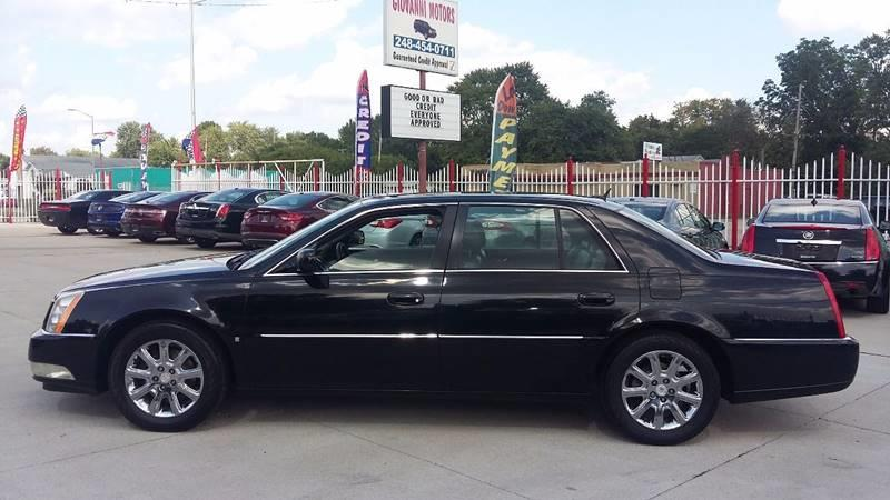 2008 Cadillac Dts Detroit Used Car for Sale