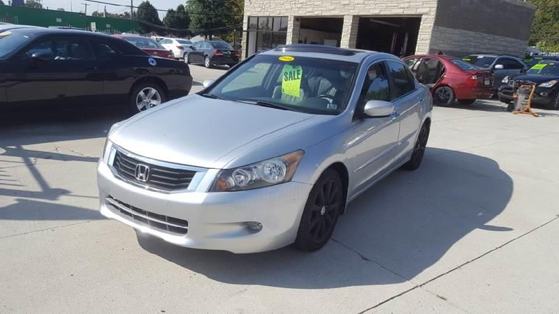 2008 Honda Accord car for sale in Detroit