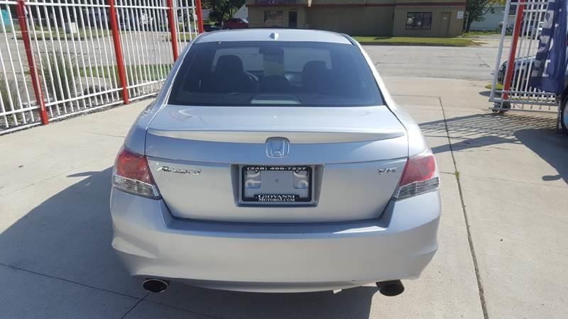 2008 Honda Accord Detroit Used Car for Sale