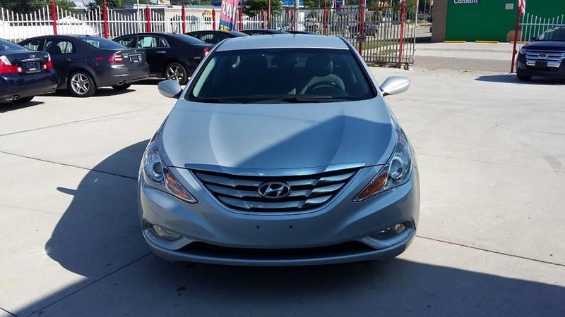 2011 Hyundai Sonata Detroit Used Car for Sale