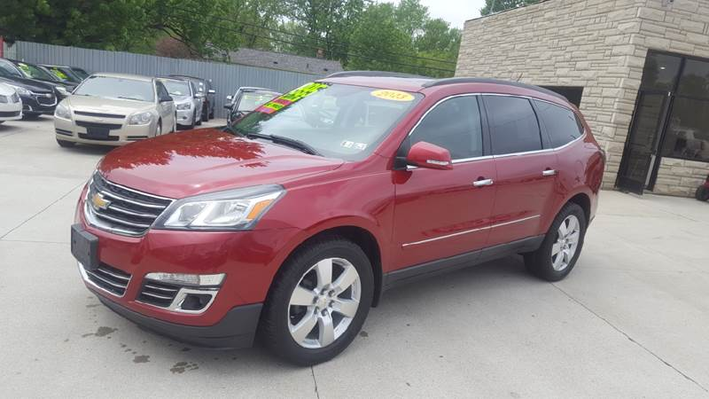 2013 Chevrolet Traverse car for sale in Detroit