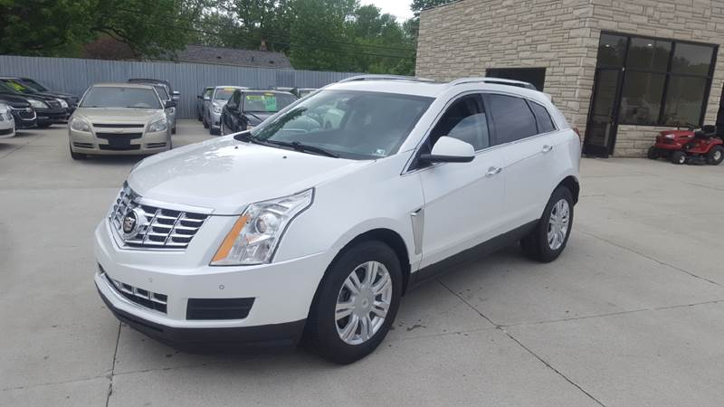 2013 Cadillac Srx car for sale in Detroit
